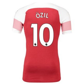 Arsenal Authentic evoKNIT Home Shirt 2018-19 with Özil 10 printing