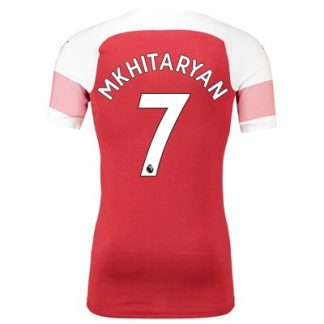 Arsenal Authentic evoKNIT Home Shirt 2018-19 with Mkhitaryan 7 printing