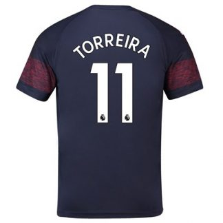 Arsenal Away Shirt 2018-19 - Outsize with Torreira 11 printing