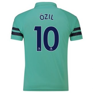 Arsenal Third Shirt 2018-19 - Outsize with Özil 10 printing