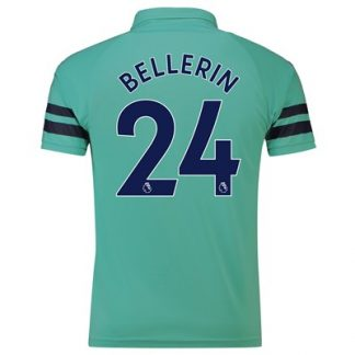 Arsenal Third Shirt 2018-19 - Outsize with Bellerin 24 printing