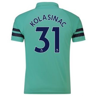 Arsenal Third Shirt 2018-19 - Outsize with Kolasinac 31 printing
