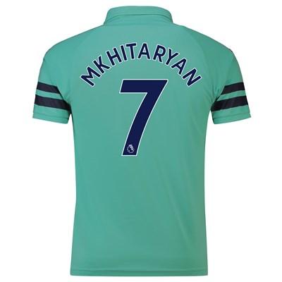 Arsenal Third Shirt 2018-19 - Outsize with Mkhitaryan 7 printing