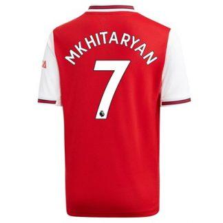 Arsenal Home Shirt 2019-20 - Kids with Mkhitaryan 7 printing