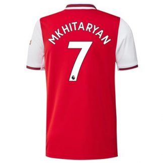 Arsenal Home Shirt 2019-20 with Mkhitaryan 7 printing