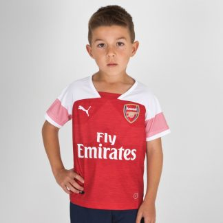 Arsenal 18/19 Home Replica Kids Shirt
