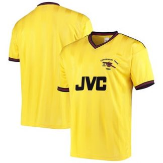 Arsenal 1985 Away Centenary Shirt