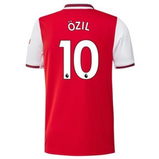 Arsenal Home Shirt 2019-20 with Özil 10 printing