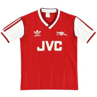 1986-88 Arsenal Home Shirt S