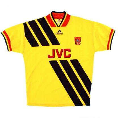 1993-94 Arsenal Away Shirt M/L