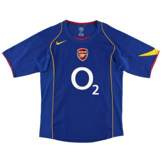 2004-06 Arsenal Away Shirt XXL
