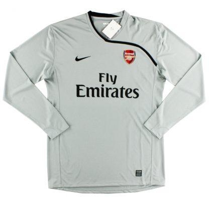 2008-09 Arsenal Player Spec GK Away Shirt *BNWT* XXL