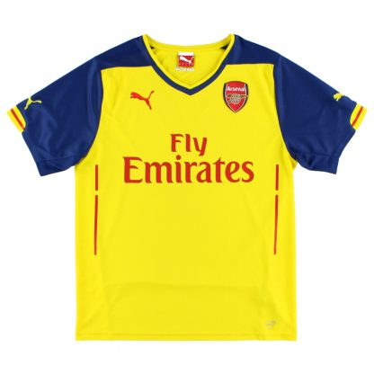 2014-15 Arsenal Away Shirt *BNIB*