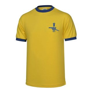 Arsenal 1971 FA Cup Final Away Retro T-Shirt