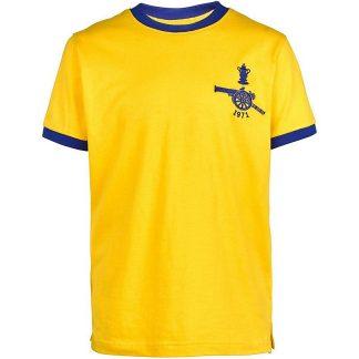 Arsenal Kids 1971 FA Cup Away Shirt (4-13yrs)