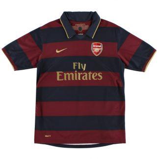 2007-08 Arsenal Nike Third Shirt M