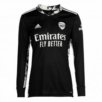 2020-2021 Arsenal Adidas Home Goalkeeper Shirt (Kids)