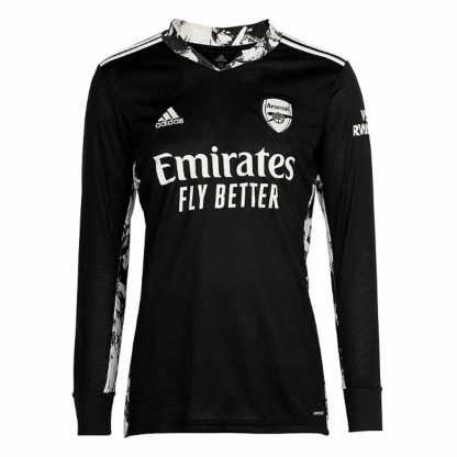 2020-2021 Arsenal Adidas Home Goalkeeper Shirt (Kids)