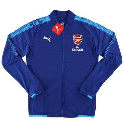 2017-18 Arsenal Puma Stadium Jacket *BNIB*
