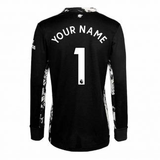 2020-2021 Arsenal Adidas Home Goalkeeper Shirt (Kids) (Your Name)