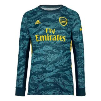 2019-2020 Arsenal Adidas Home Goalkeeper Shirt (Kids)