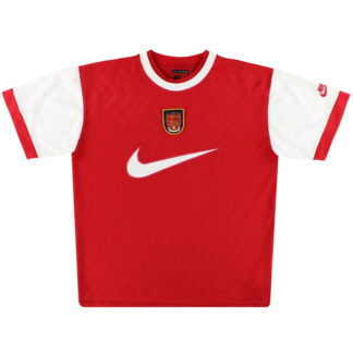 1994-96 Arsenal Nike Training Shirt L
