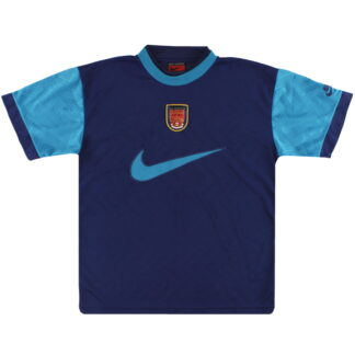 1994-96 Arsenal Nike Training Shirt *Mint* L
