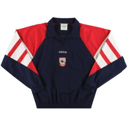 1990-92 Arsenal adidas Track Top M