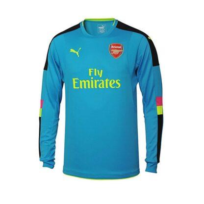 Arsenal Junior 16/17 Away Goalkeeper Shirt
