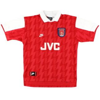 1994-96 Arsenal Nike Home Shirt XL