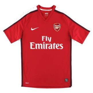 2008-10 Arsenal Nike Home Shirt M