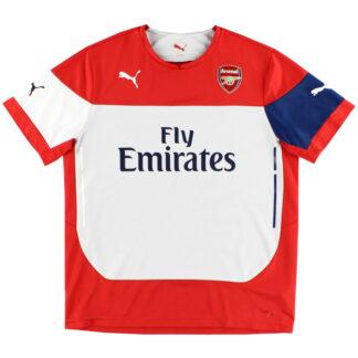 2014-15 Arsenal Puma Training Shirt L