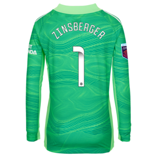 Arsenal Junior 21/22 Goalkeeper Shirt 11-12, Multi