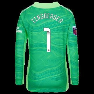 Arsenal Junior 21/22 Goalkeeper Shirt 7-8, Multi