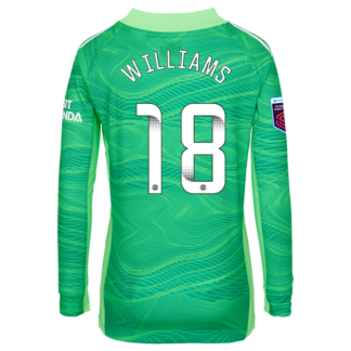 Arsenal Junior 21/22 Goalkeeper Shirt 9-10, Multi