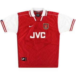 1996-98 Arsenal Nike Home Shirt XL