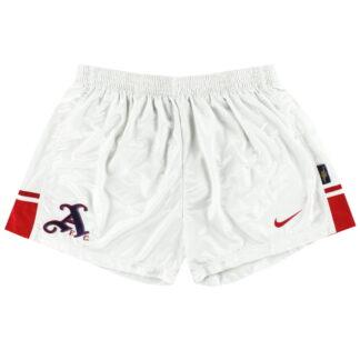 1996-98 Arsenal Nike Home Shorts L